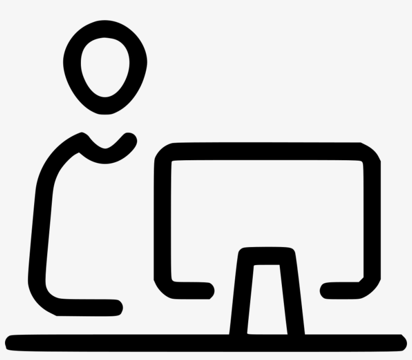 Information Office Desk Support Help Comments - Support Desk Icon Png, transparent png #4665039