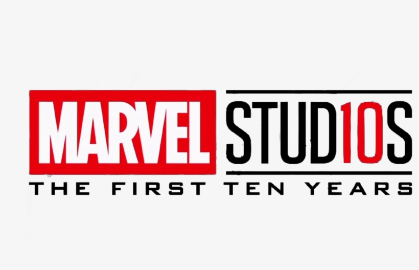 """Marvel Studios First 10 Years Collection Tagged """"marvel"""" - Marvel Collector Corps 10 Years, transparent png #4670617"""