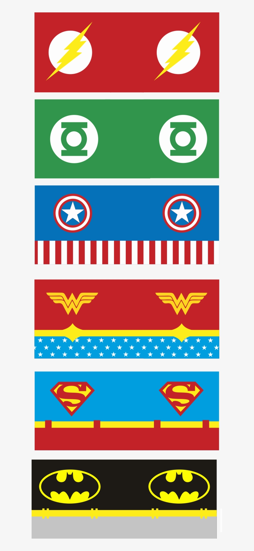 photo about Printable Superhero Logos identify Superman Get together, Superhero Occasion, Superhero Emblems, Avengers