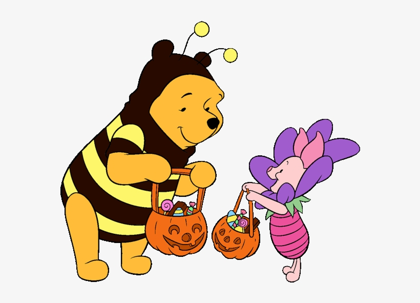 28 Collection Of Disney Characters Halloween Clipart ...