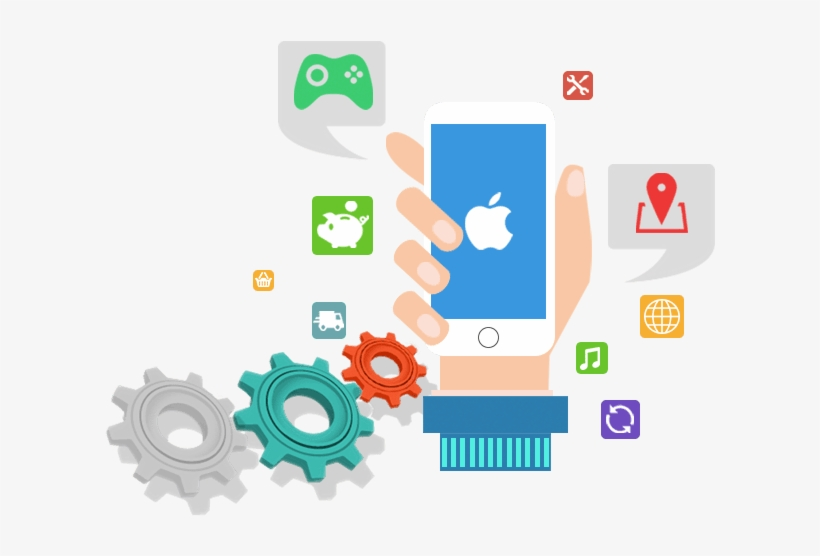 Develop Your Ios App In Swift With Firebase - Iphone App Development, transparent png #4687127