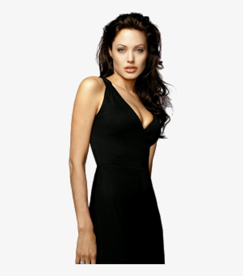 Angelina Jolie Png, Download Png Image With Transparent - Angelina Jolie Edgy, transparent png #4692326
