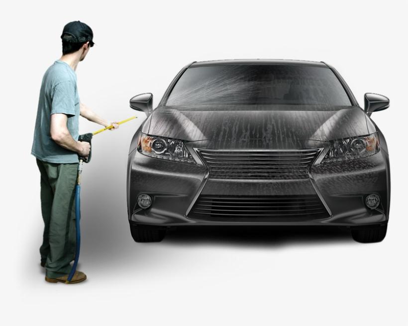 Car Washing - Car Washing Images Png, transparent png #470039