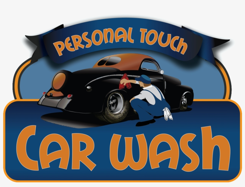 Personal Touch Car Wash Png - Car Wash And Detailing, transparent png #470456