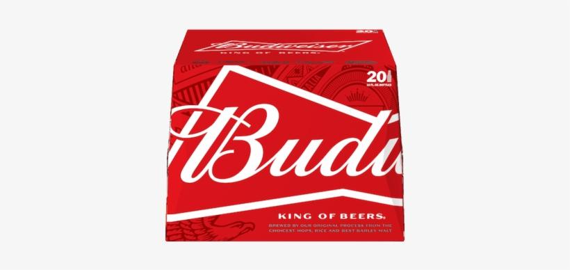 Bud Light - Budweiser Beer - 24 Pack, 12 Fl Oz Bottles, transparent png #470503