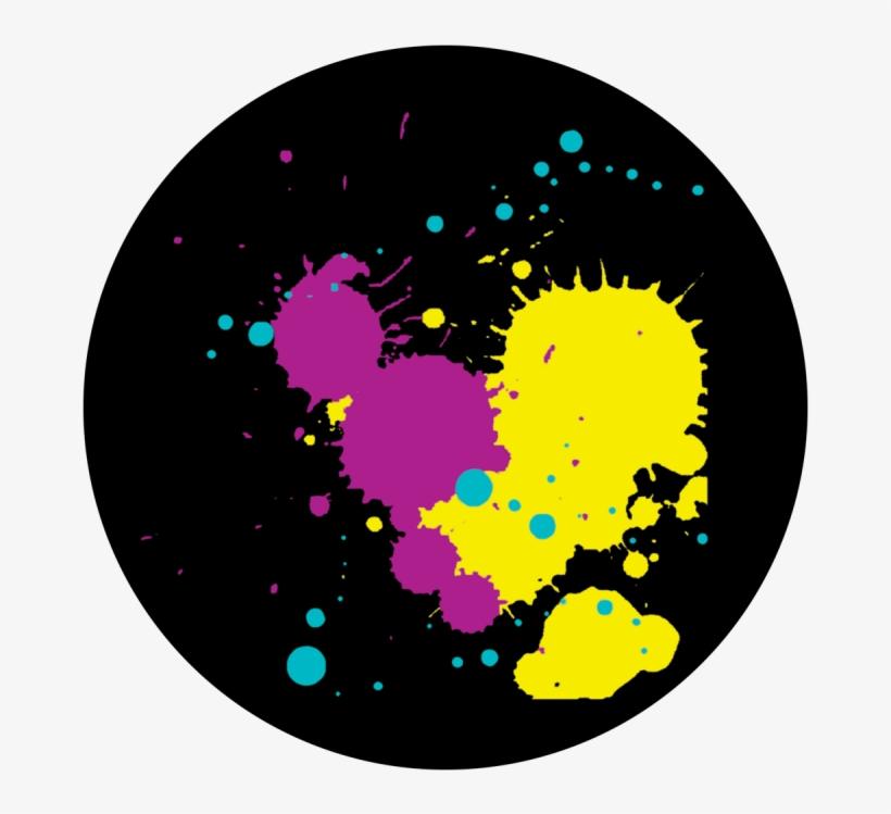 Paint Splatter - Apollo Design Csds-8051 Paint Splatter 2, transparent png #473456