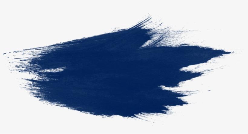 Navy Blue Watercolor Splash Png, transparent png #473676