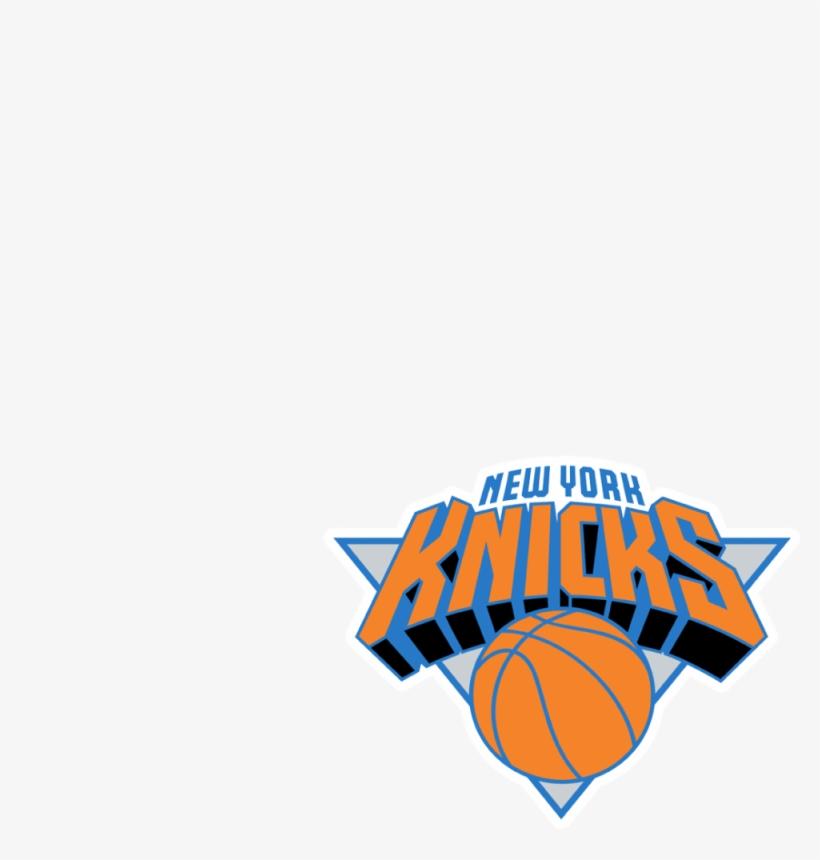 Go, New York Knicks - New York Knicks Logo Transparent, transparent png #475007