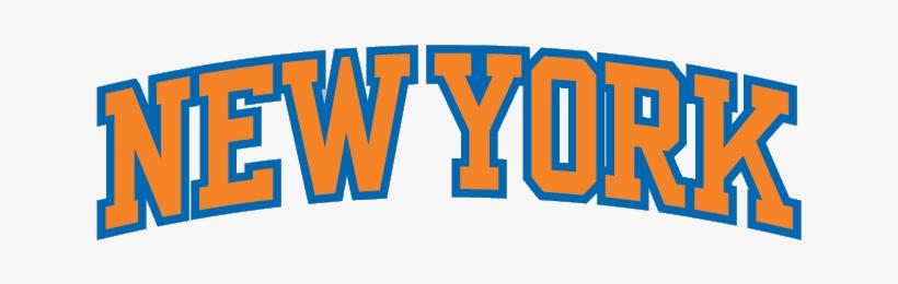 New York Knicks - New York Knicks Jersey Logo, transparent png #475040