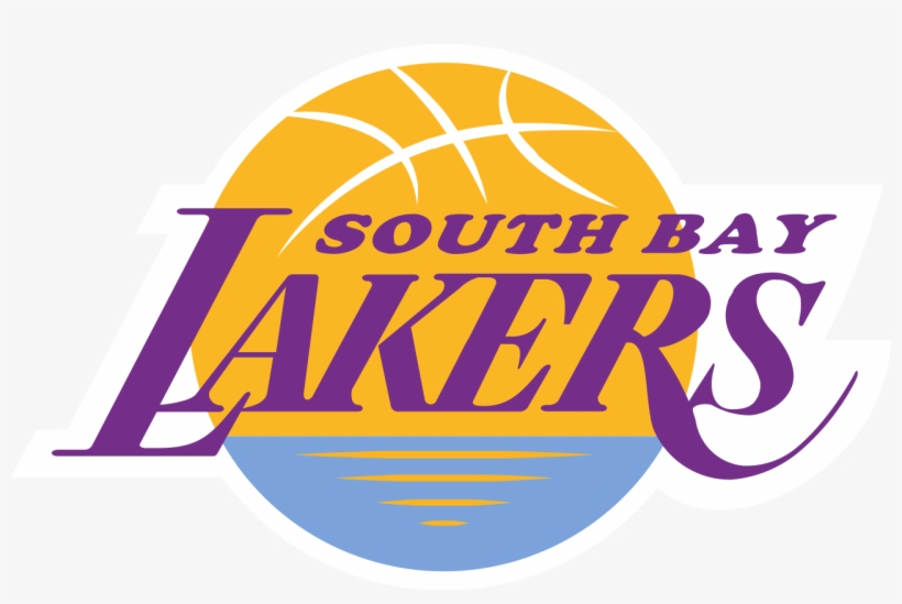 South Bay Lakers - South Bay Lakers Logo, transparent png #475215