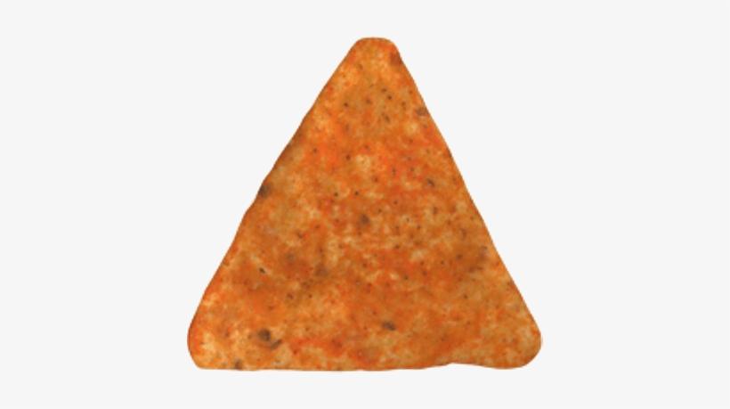 Dorito Triangle - Dorito Chip Transparent, transparent png #475738