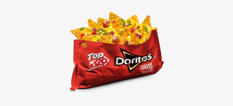 Doritos Bag Png - Doritos Walking Taco Bags, transparent png #476104