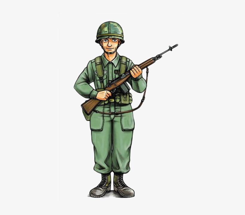 War North South Sino - Vietnam War Soldier Transparent, transparent png #476231