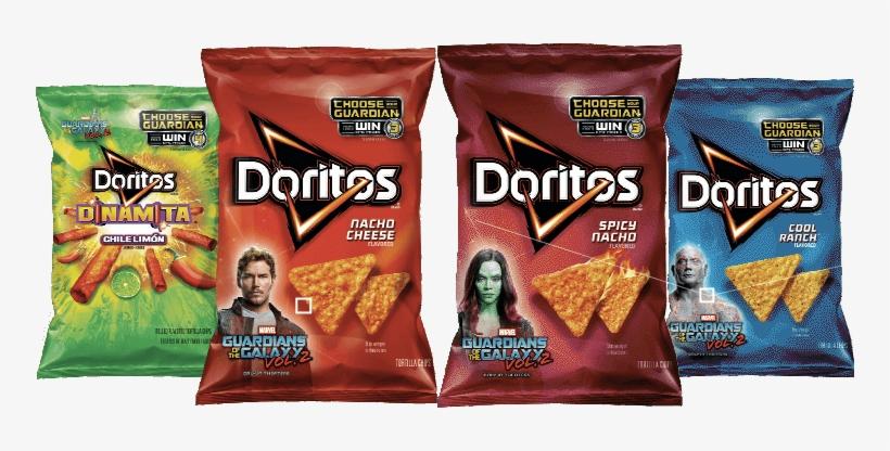 Doritos Guardians Of The Galaxy Bags - Doritos Guardians Of The Galaxy, transparent png #476763