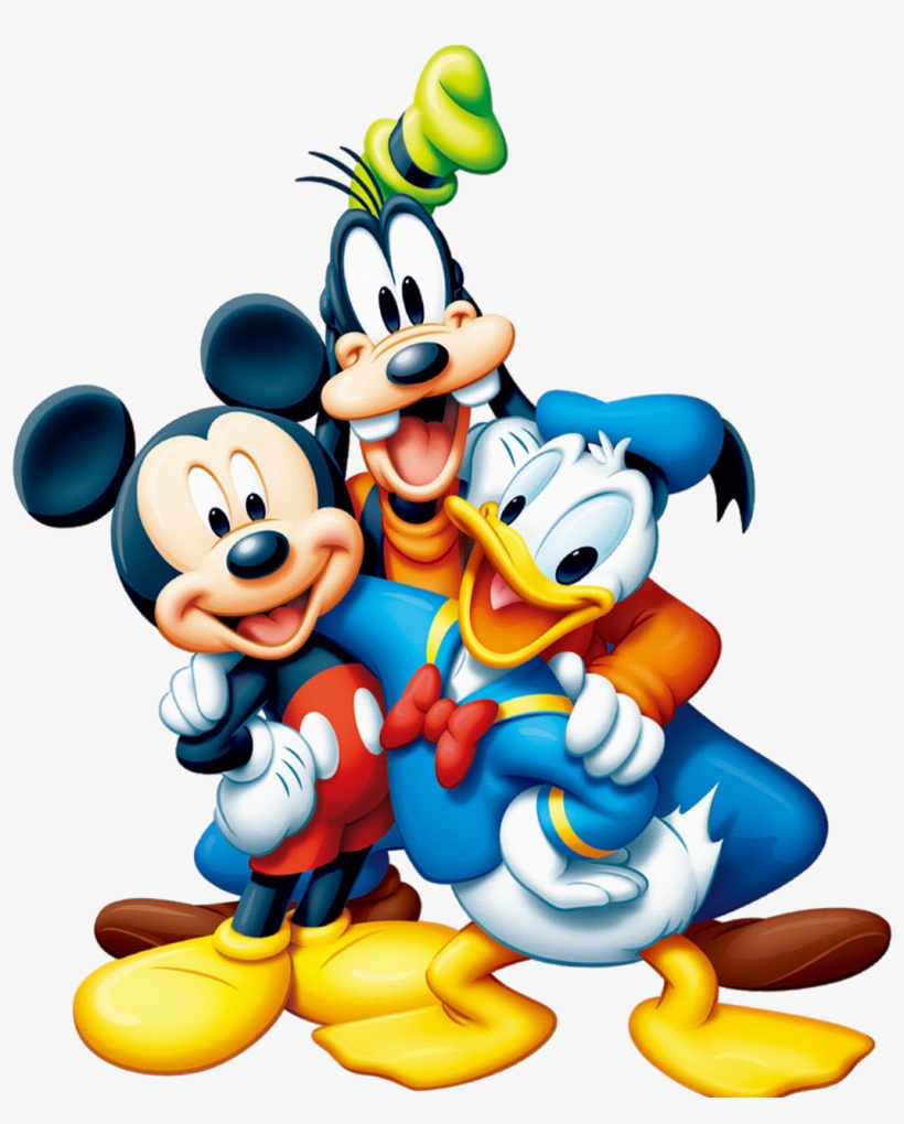 Mickey Mouse Friends Png Image - Mickey Mouse And Friends Png, transparent png #478860