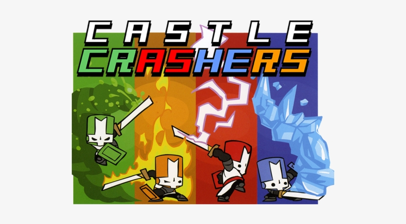 The Dungeon Crashers Mod - Minecraft Mods Castle Crashers, transparent png #479740