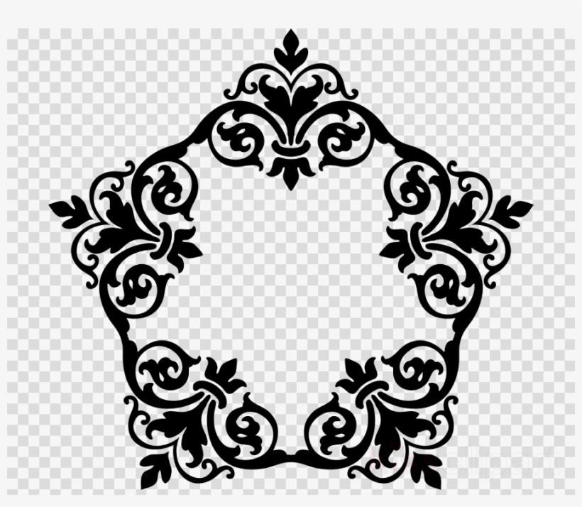 Valentinegoldframe Png 684 691: Frame Damask Clipart Borders And Frames Picture Frames