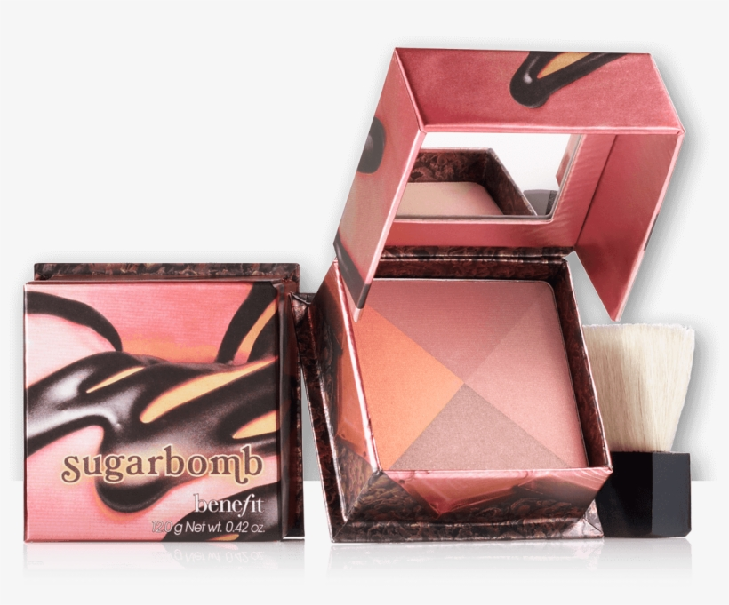 Have You Ever Not Purchased Something Because Of The - Benefit Cosmetics Sugarbomb Box O' Powder Blush Sugarbomb, transparent png #4713331