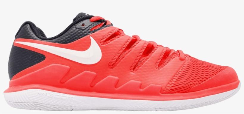 482ae75abe18 Nike Air Zoom Vapor X Men s Tennis Shoe - Free Transparent PNG ...