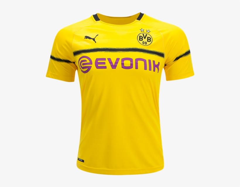 reputable site f260d 83ee3 Borussia Dortmund 18/19 Cup Soccer Jersey - Borussia ...