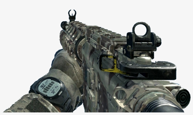 M4a1 Images The Call Of Duty Wiki Black Ops Ii Modern M4a1 Fall