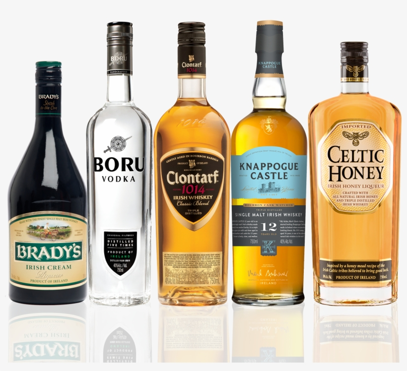 00 Am - Clontarf 1014 Classic Blend Blended Whiskey, transparent png #4725074