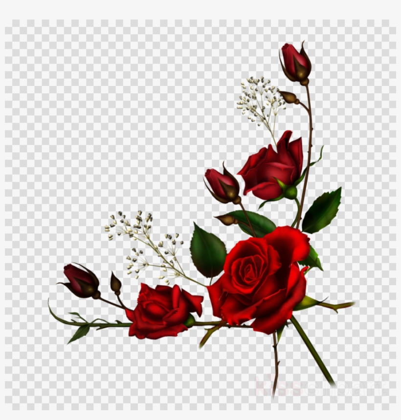 Download Roses Png Clipart Rose Clip Art Rose Flower Red Roses
