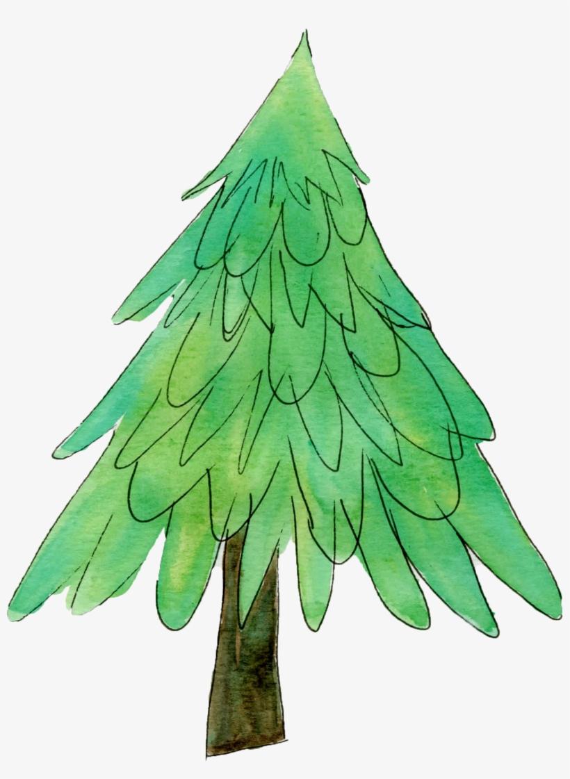 Printable Christmas Trees And Christmas Ornaments - Christmas Day, transparent png #4730943