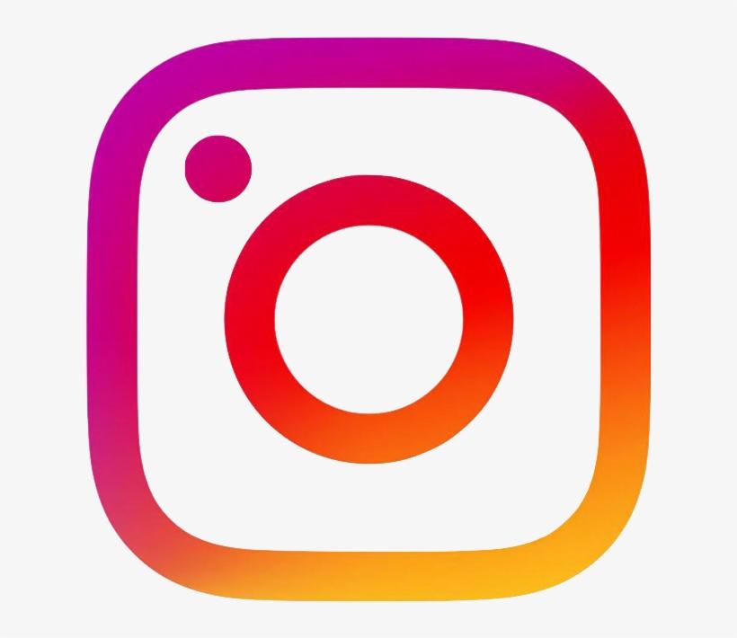 Instagram Logo - Facebook Icon Sticker Png, transparent png #4731664