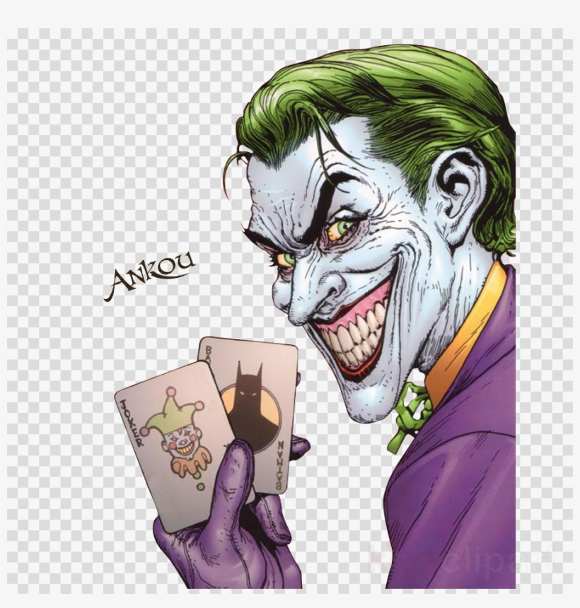 Dc Joker Png Clipart Joker Batman Comic Book Drawings Joker Free