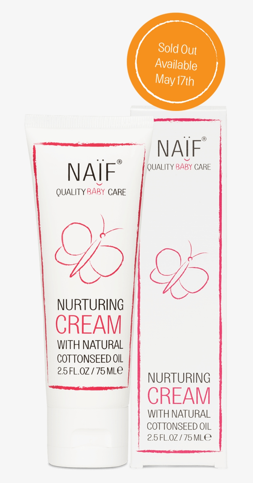 Naf Baby Care Nurturing Cream By Naf Baby Care, transparent png #4747271
