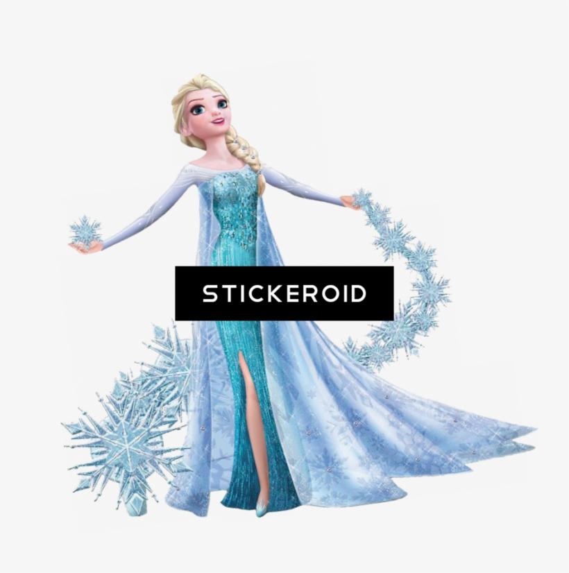 Elsa - Disney Frozen Elsa The Snow Queen Let, transparent png #4747894