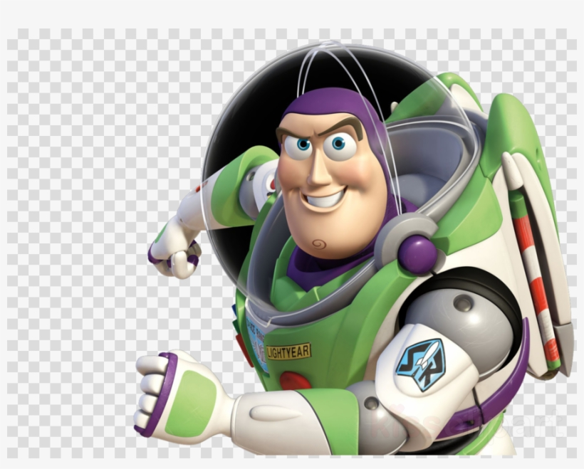 Buzz Lightyear Toy Story Png Clipart Buzz Lightyear - Buzz Toy Story Png, transparent png #4751121