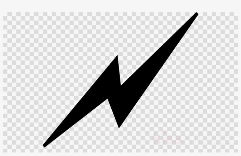 Download Harry Potter Lightning Bolt Png Clipart Lightning - Clip Art, transparent png #4753721