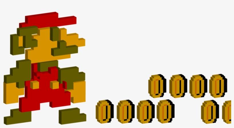 Thumb Image - Super Mario Sprite - Free Transparent PNG