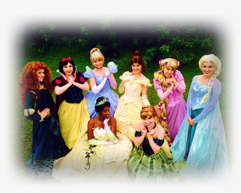 Disney Princesses - Disney Princess Disney World, transparent png #4756336