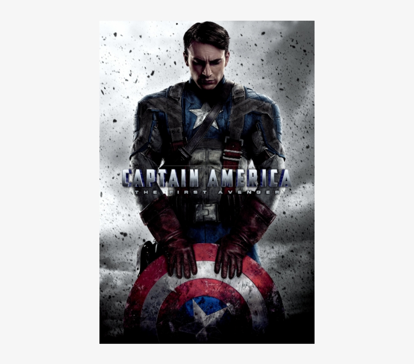 The First Avenger - Captain America The First Avenger, transparent png #4757505