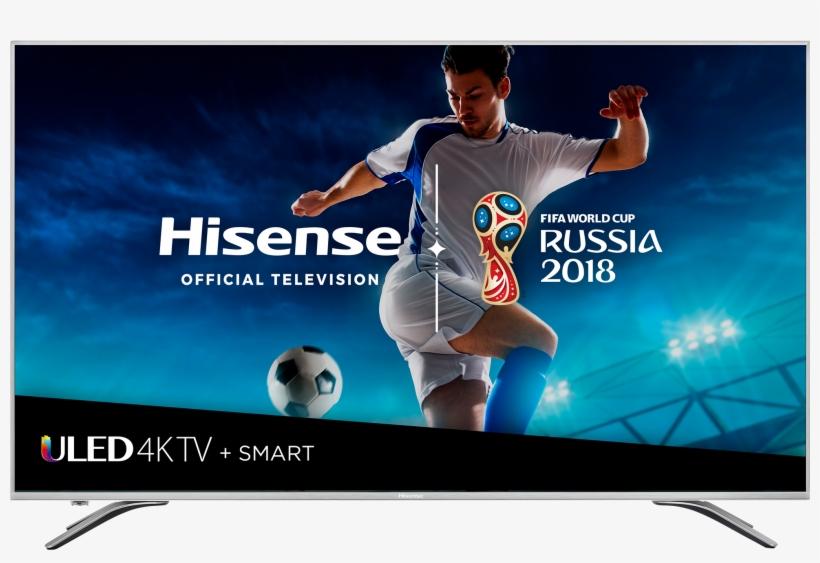 Hisense 55 Inch 4k Smart Lcd Tv 55h9080e 2018 - Free