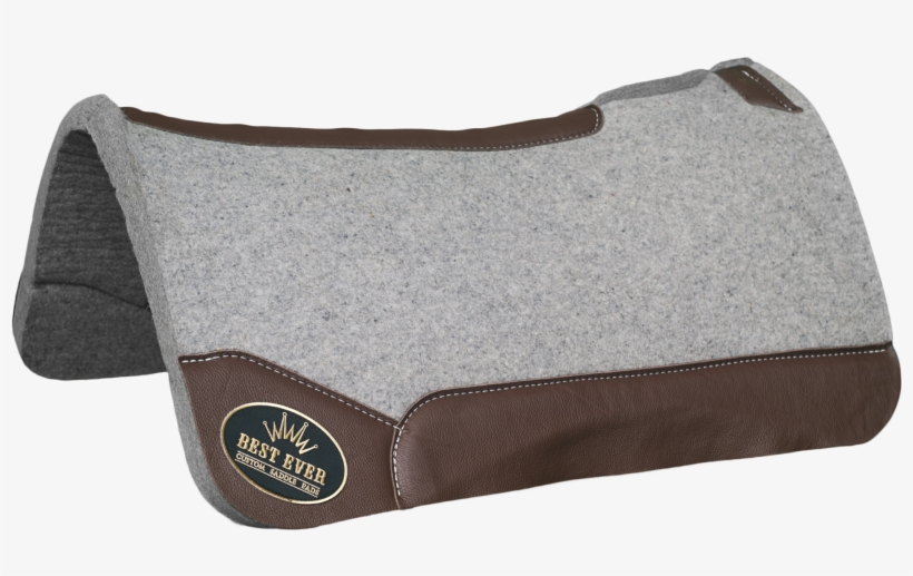 Saddle Pads - 2 Inch Thick Saddle Pad - Free Transparent PNG
