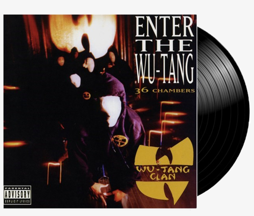 25th Anniversary Mega Bundle - Wu Tang Clan 36 Chambers Songs, transparent png #4769926