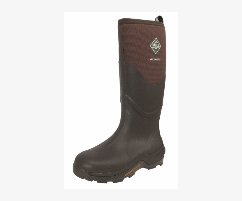 Muck Boot Muckmaster Gold Work Boots - Brown-10, transparent png #4775586