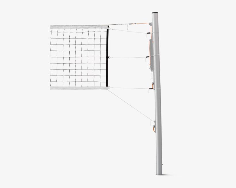 Schelde Official Fivb Volleyball Net - Net, transparent png #4777408