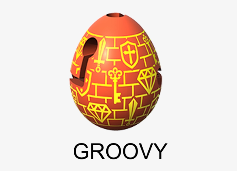 3d Maze Puzzle Groovy - Smart Egg One Layer Smart Egg Puzzle, transparent png #4780682