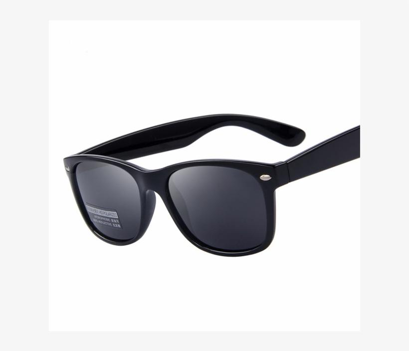 Men Designer Sunglasses - Mens Polarized Hd Sunglasses, transparent png #4784369