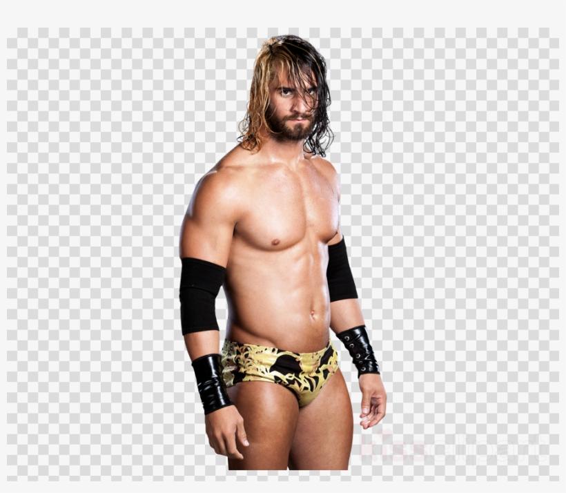 Download Seth Rollins Clipart Seth Rollins Wwe Raw - Seth Rollins Nxt Championship 2012, transparent png #4785724