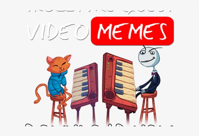 Troll Face Quest Video Memes: Brain Game, transparent png #4795750