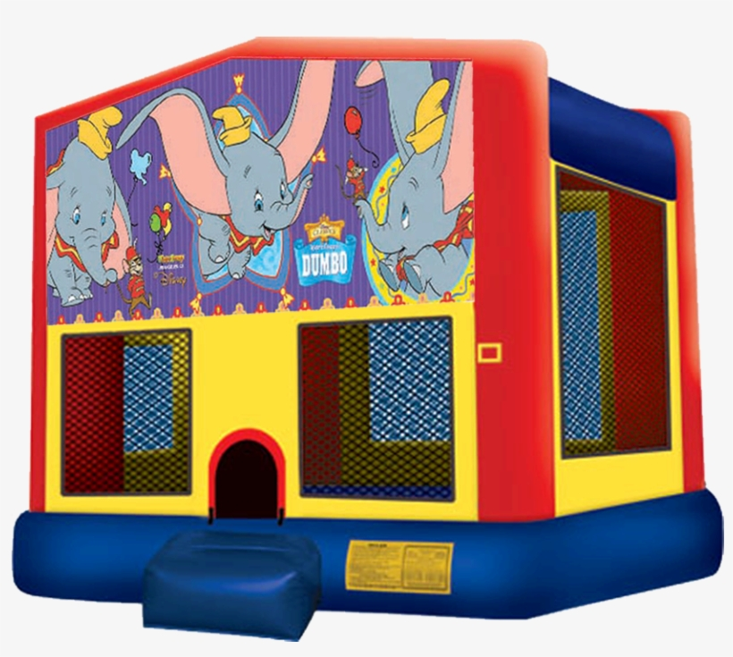 Dumbo Bounce House Rentals In Austin Texas From Austin - Pj Mask Bounce House Rental, transparent png #4796059