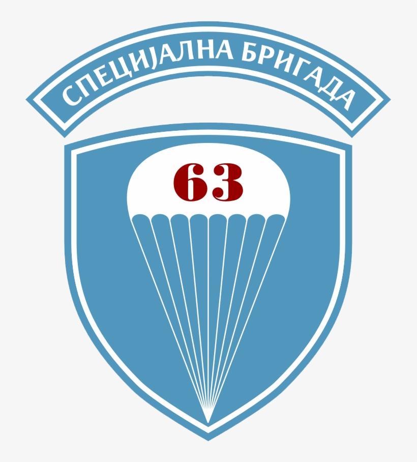 Parachute Battalion - 63rd Parachute Battalion Logo, transparent png #4797412