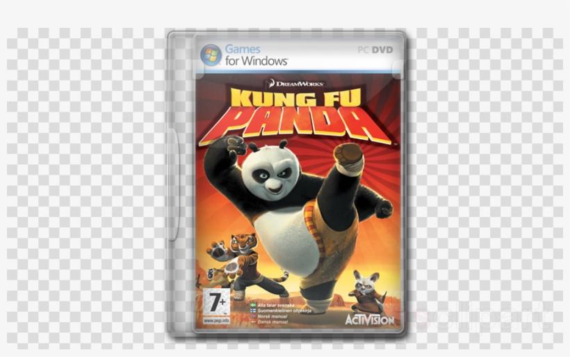 Kung Fu Panda Xbox 360 Clipart Kung Fu Panda 2 Po Kung Fu Panda Para Xbox 360 Free Transparent Png Download Pngkey
