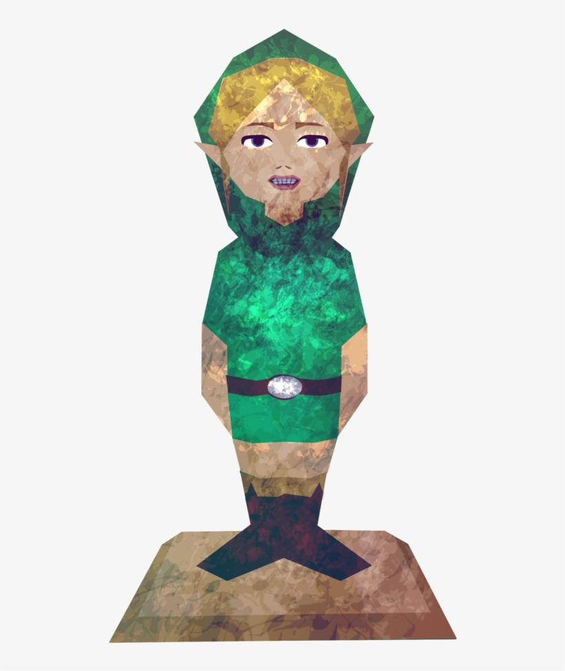 Elegy Of Emptiness - The Legend Of Zelda: Majora's Mask, transparent png #482703